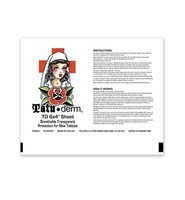 "Tatu-Derm by Tatu-You - 6"" x 4"" Sheet"