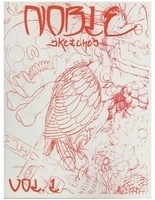 Todd Noble Sketchbook Volume 1