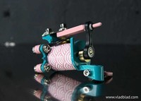 Vlad Blad Seawolf Rotary Tattoo Machine - Model #10617SW1