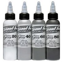 Neutral Gray Set - Neutral Gray Series - Eternal Tattoo Ink [ clone ]