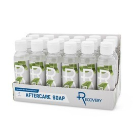 4oz Recovery Aftercare Soap - Case of 18