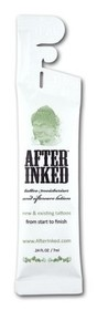 After Inked Tattoo Moisturizer and Lotion - 7ml Pillow Pack