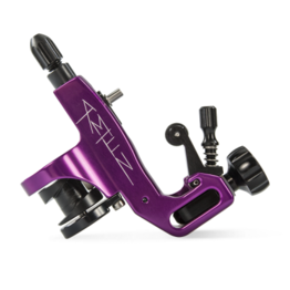 Amen Tattoo Machine by Stigma-Rotary - Body Only - Purple