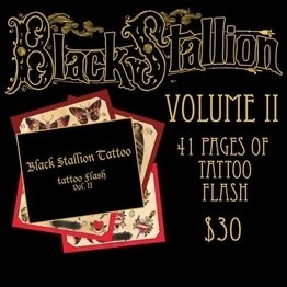 Black Stallion Volume 2