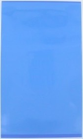 Spirit Blue Carrier Sheet for Thermofax Paper