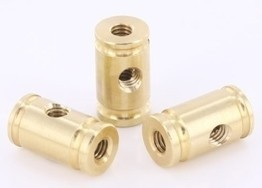 Brass Front Binding Post - M4 Metric - Version 3