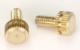 Brass Front Binding Post Screw - Version 6