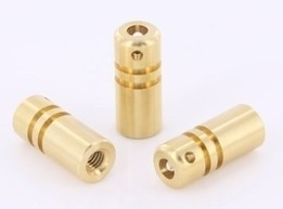 Brass Rear Binding Post - M4 Metric - Version 5