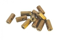 Brass Universal Hexagon Binding Post