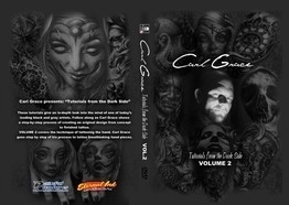 Carl Grace DVD Volume 2 - Tales from the Darkside - Hand Tattoos