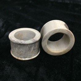 Classic Eyelets in Javanese Fossilized Wood