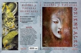 Disenos and Pinturas Orientals Vol 2 from Argentina in Spanish