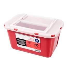 Dynarex Sharps Container - One Gallon