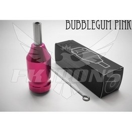 "FK Irons AL13 RPG Cartridge 1"" Grip - Bubblegum Pink"