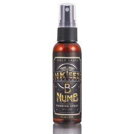 INK-EEZE Gold Label Numbing Spray – 2oz Bottle