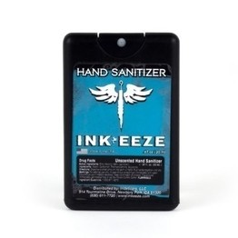 INK-EEZE Tattoo Hand Sanitizer - 0.67oz Spray