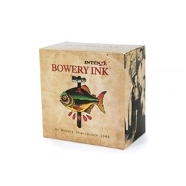 Bowery Ink Set by Bowery Stan Moskowitz - Intenze Tattoo Ink