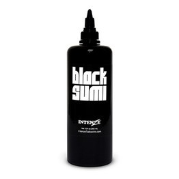 Japaneze Black Sumi - Intenze Tattoo Ink
