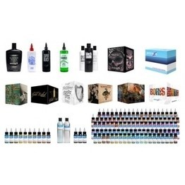 Intenze Ultimate Tattoo Artist Ink Set