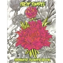 Japanese Flower Book by Troy Timpel