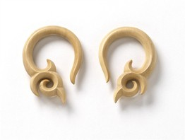 Javanese Coffee Wood Rings - Collectors Series - Hook 1