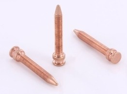 Long Copper Contact Screw - M4 Metric - Version 8