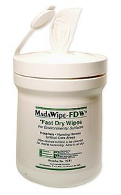 MadaWipe-FDW Madacide Fast Drying Wipes - 160 Wipes