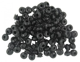 Rubber Grommets - Bag of 100