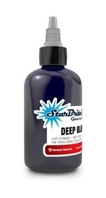 Deep Blue - Starbrite Tattoo Ink