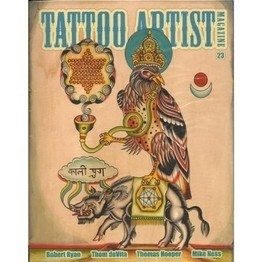 Tattoo Artist Magazine Issue 23