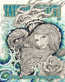 Tattoo Artist Magazine Issue 25