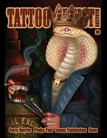Tattoo Artist Magazine Issue 26