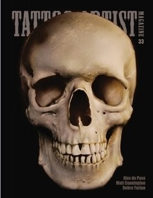Tattoo Artist Magazine Issue 33