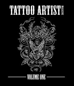 Tattoo Artist Magazine Volume One - Issues 1 to 5 - Hardbound Book