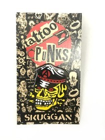 Tattoo Punks Artist Series Pins - Skuggan