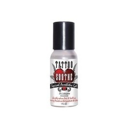 Tattoo Soothe Gel - 1oz Bottle
