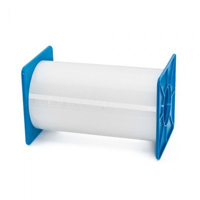 "Clear Barrier Film - One Roll of 1200 Sheets - 10"" x 6"""