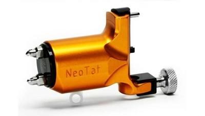 NeoTat > NeoTat Vivace Rotary Tattoo Machine - 3.5mm Stroke - Orange
