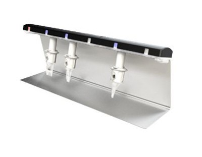Neorail with Stainless Steel Stand by Ink Machines