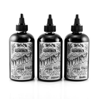 Nocturnal Inksets > Nocturnal Tattoo Ink - West Coast Blend - 3 ...