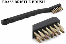 Brass Cleaning Brush for Tattoo Tools & Medical Instruments